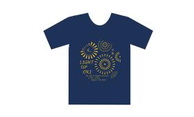 「第4回夏の花火祭り(隠岐の島町)」Tシャツ